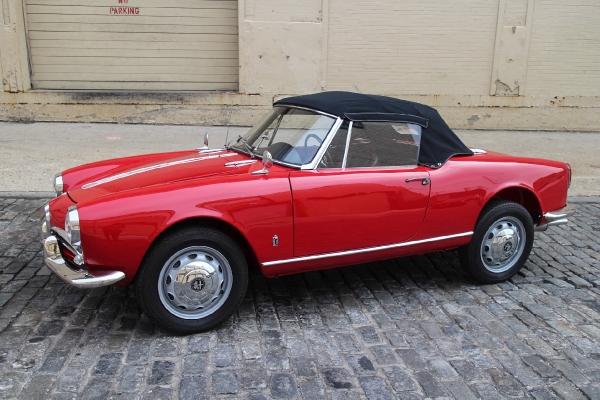 1962 alfa romeo giulietta stock 746 for sale near new york ny ny alfa romeo dealer - Nearest alfa romeo garage ...
