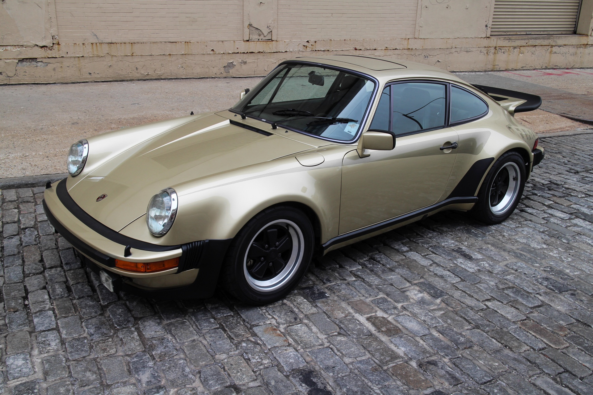 1977 Porsche 930 Turbo Carrera Stock 930781 For Sale