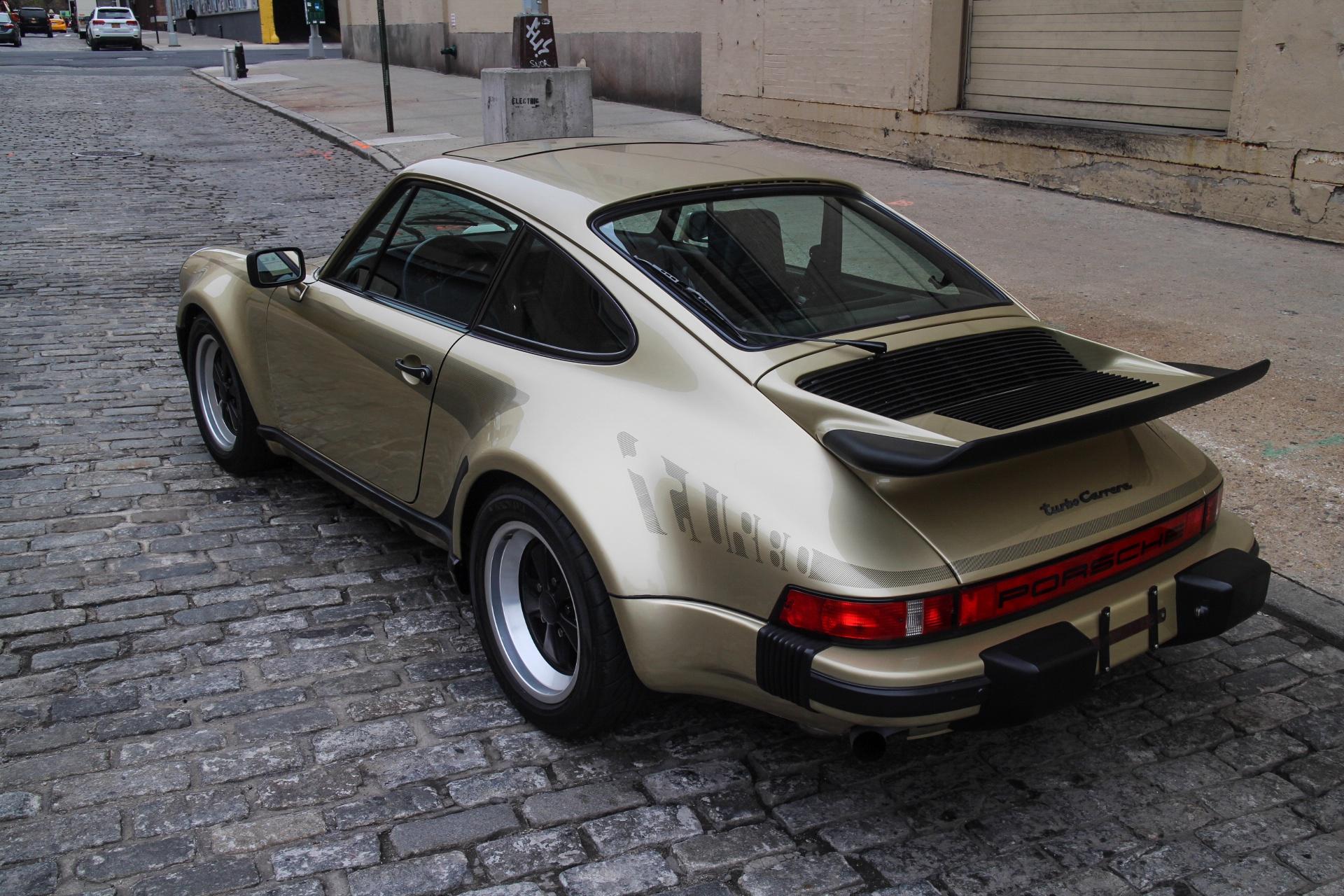 1977 Porsche 930 Turbo Carrera Stock 930781 For Sale