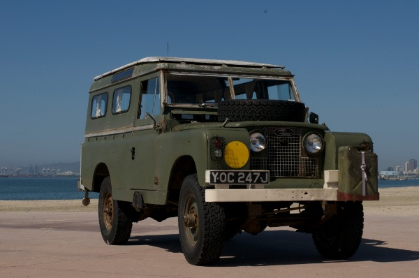 Used-1966-Land-Rover-Series-IIA