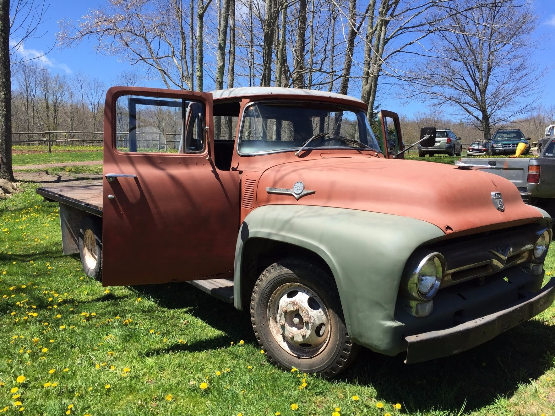 1954 Ford F350 Stock Ford35011 For Sale Near New York Ny Cars Used