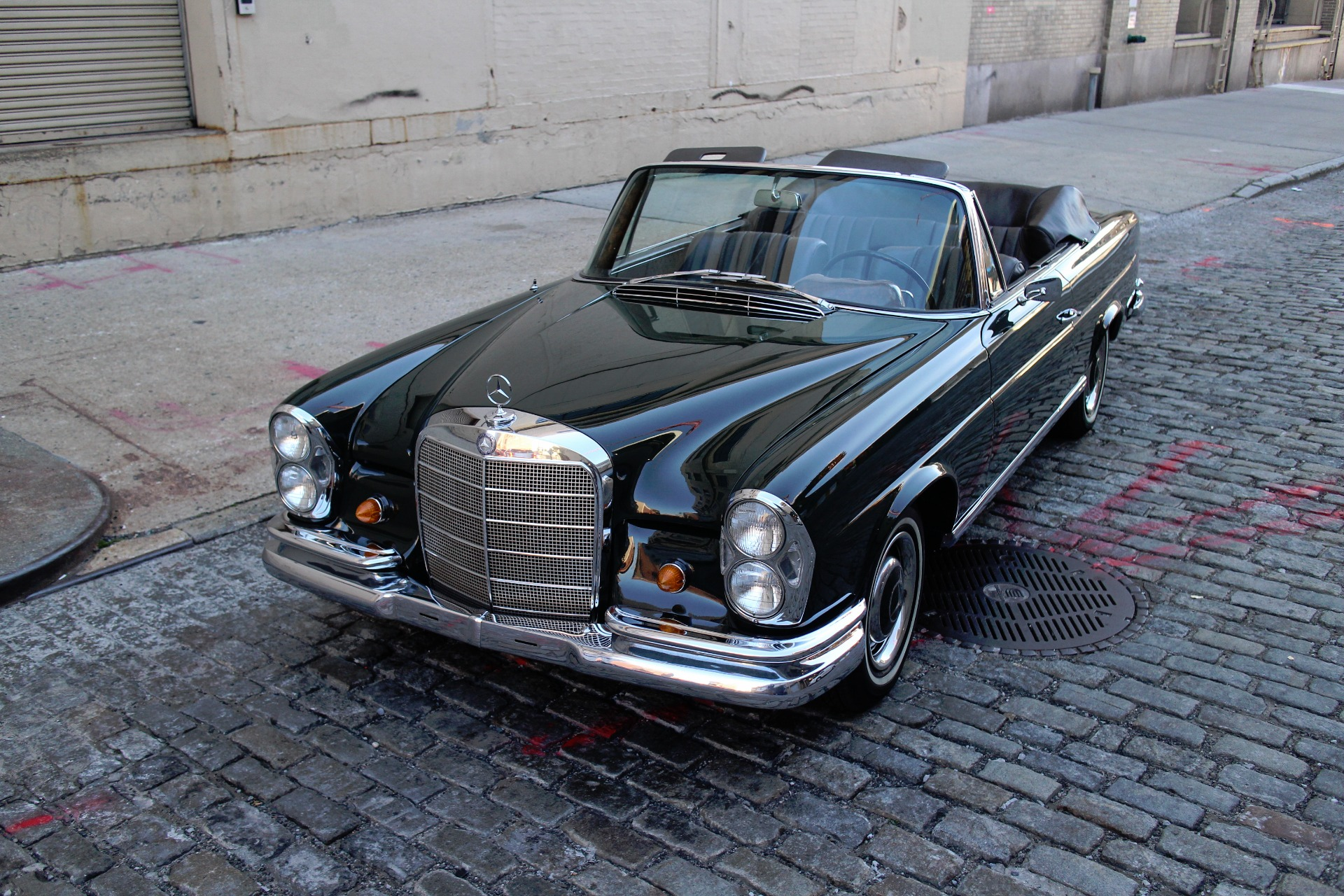 1967 mercedes benz 250 se stock 67250sl for sale near for Mercedes benz 250 se
