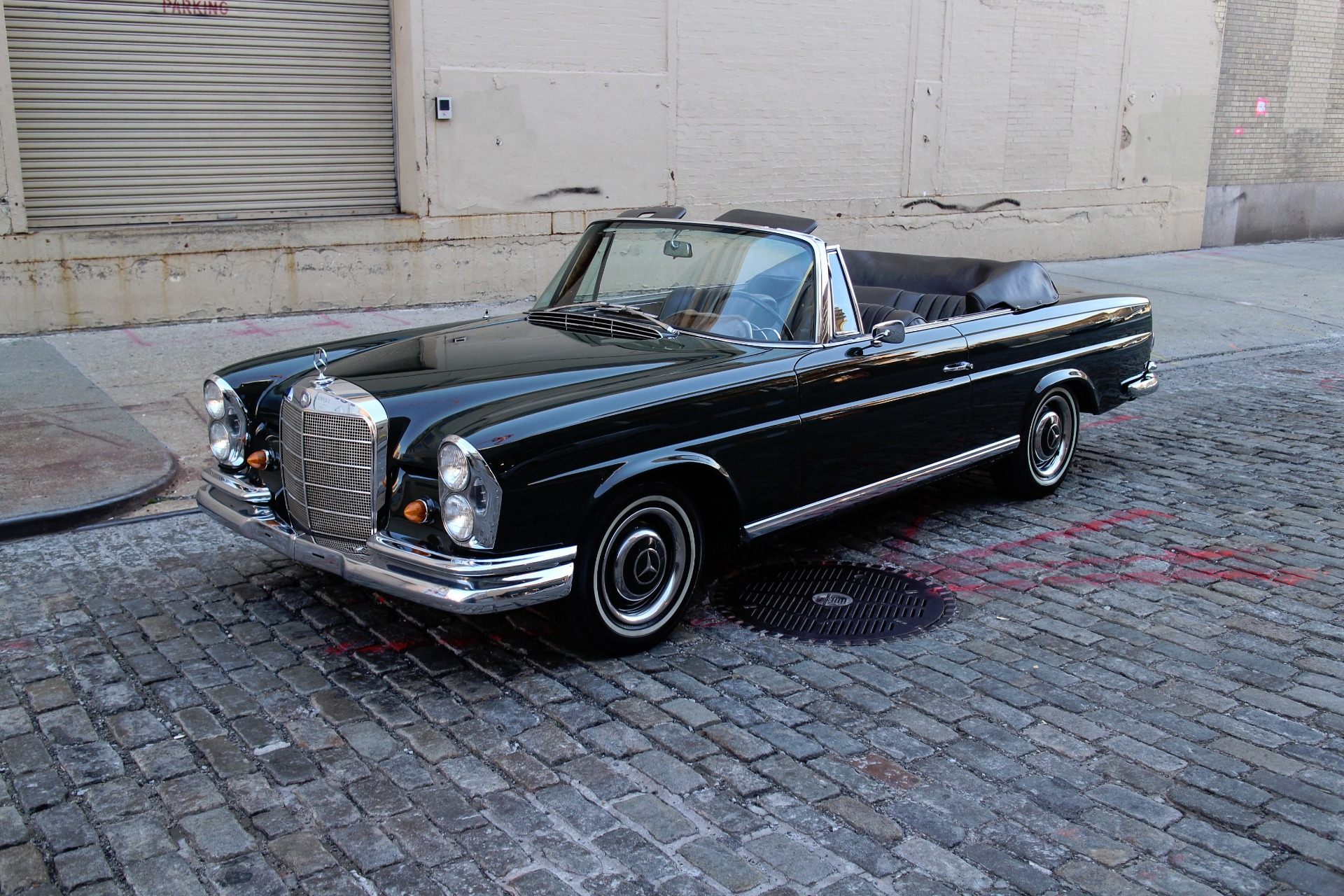 1967 mercedes benz 250 se stock 67250sl for sale near for Mercedes benz in nyc