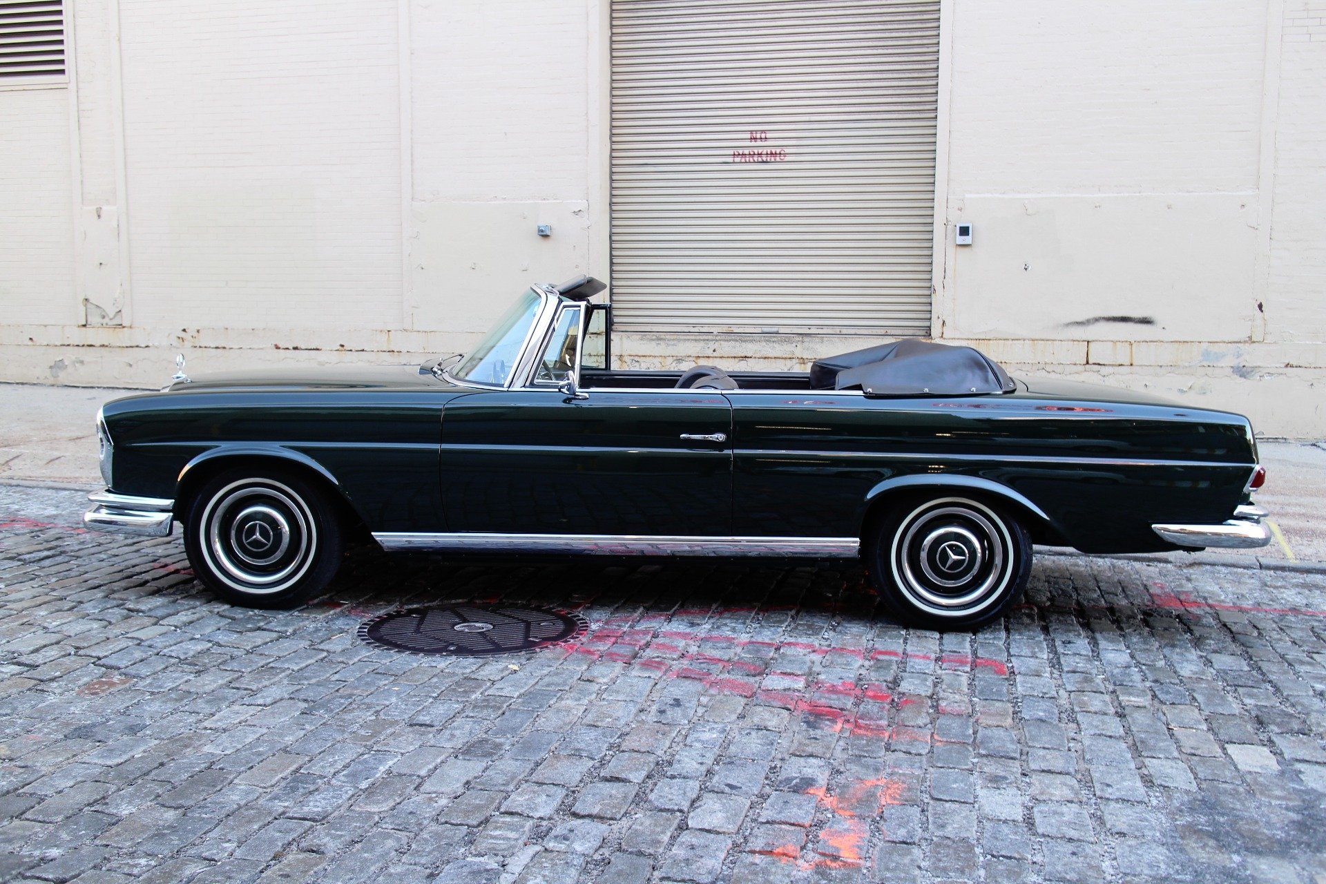 1967 mercedes benz 250 se stock 67250sl for sale near for Mercedes benz new york ny