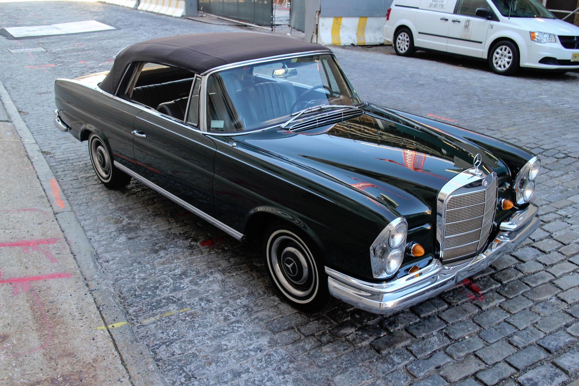 Used Cars Atlanta Ga >> 1967 Mercedes-Benz 250 SE Stock # 67250SL for sale near ...