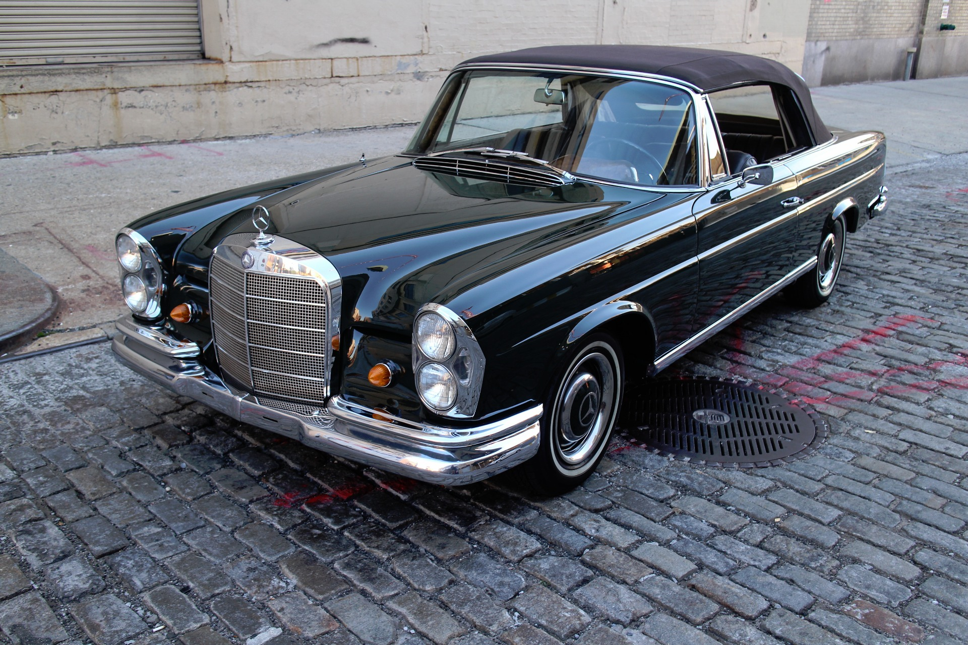 1967 mercedes benz 250 se stock 67250sl for sale near for Mercedes benz nyc
