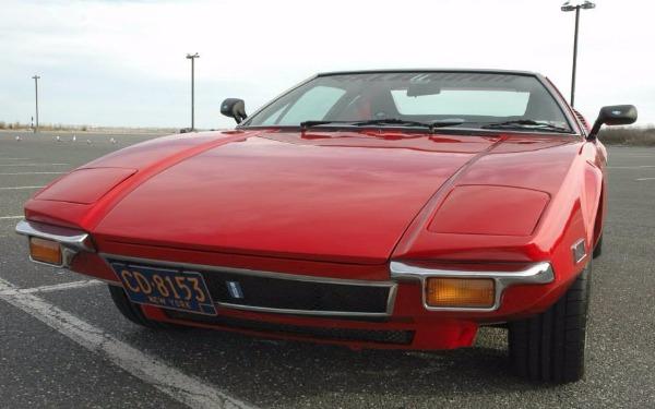 Used-1972-DeTomaso-Pantera