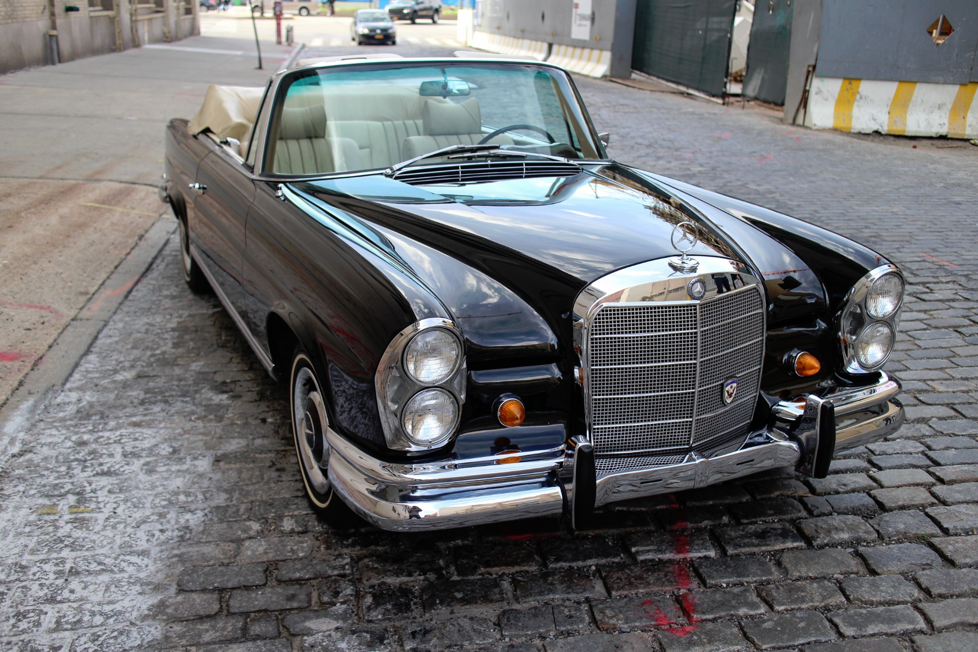1967 mercedes benz 250 se stock 67250se for sale near. Black Bedroom Furniture Sets. Home Design Ideas