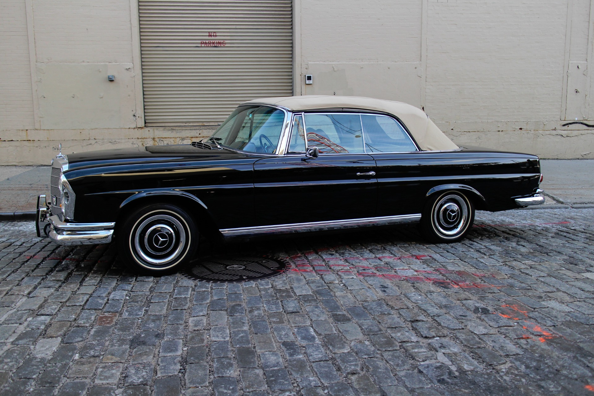 1967 mercedes benz 250 se stock 67250se for sale near for Mercedes benz in nyc