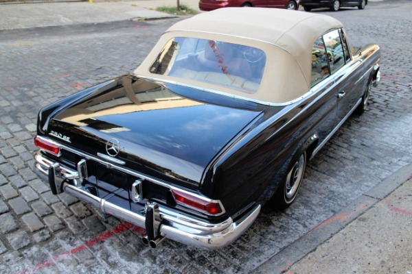 1967 mercedes benz 250 se stock 67250se for sale near for Mercedes benz of greenwich used cars