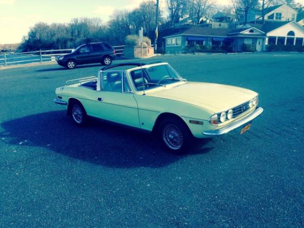 Used-1971-Triumph-Stag
