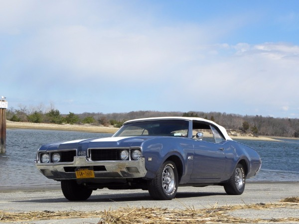Used-1969-OLDSMOBILE-442-convertible
