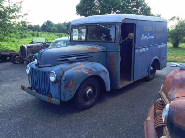 Used-1942-Ford-Delivery-Butcher-Truck