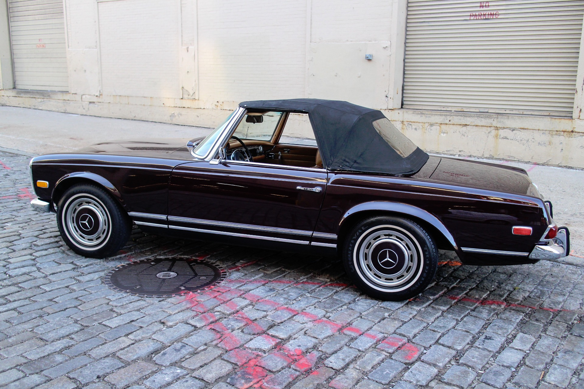 1969 mercedes benz 280 sl stock 69280sl for sale near for Mercedes benz nyc