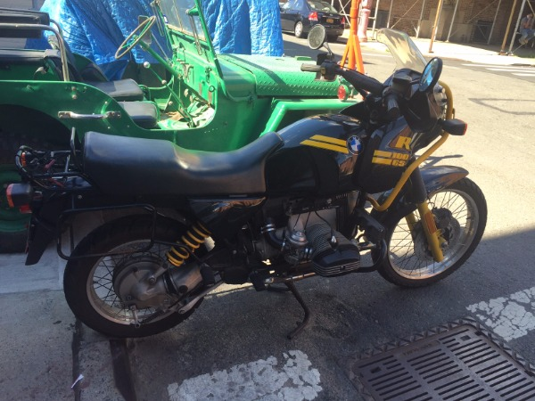 Used-1992-BMW-R100-GS