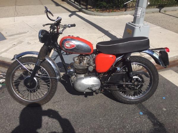 Used-1962-BSA-C15S