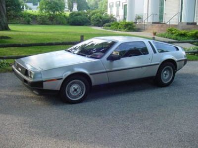 Used-1983-Delorean-Gull-Wing