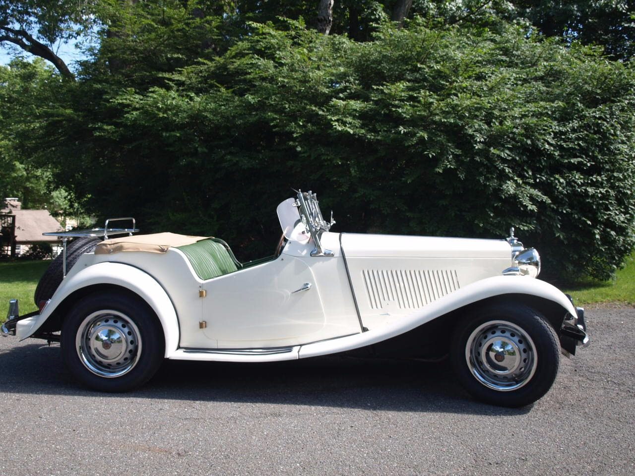 1951 mg td stock 1951 mg td for sale near new york ny ny mg dealer. Black Bedroom Furniture Sets. Home Design Ideas
