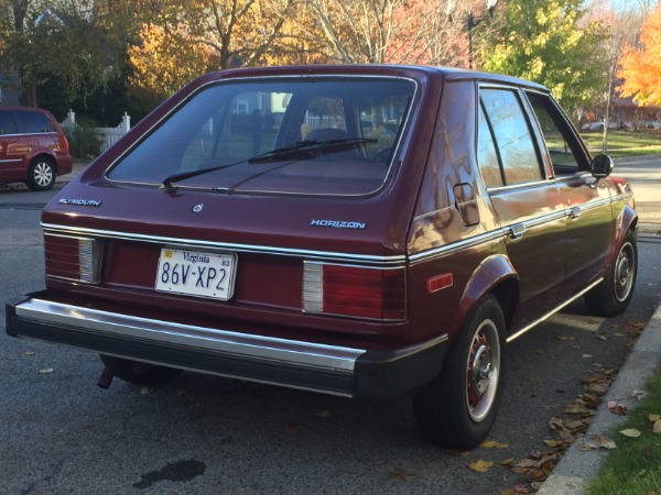 Used-1984-Plymouth-Horizon