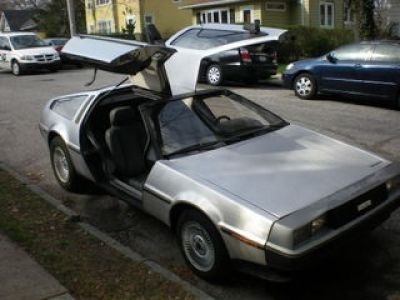 Used-1982-Delorean-Gull-Wing