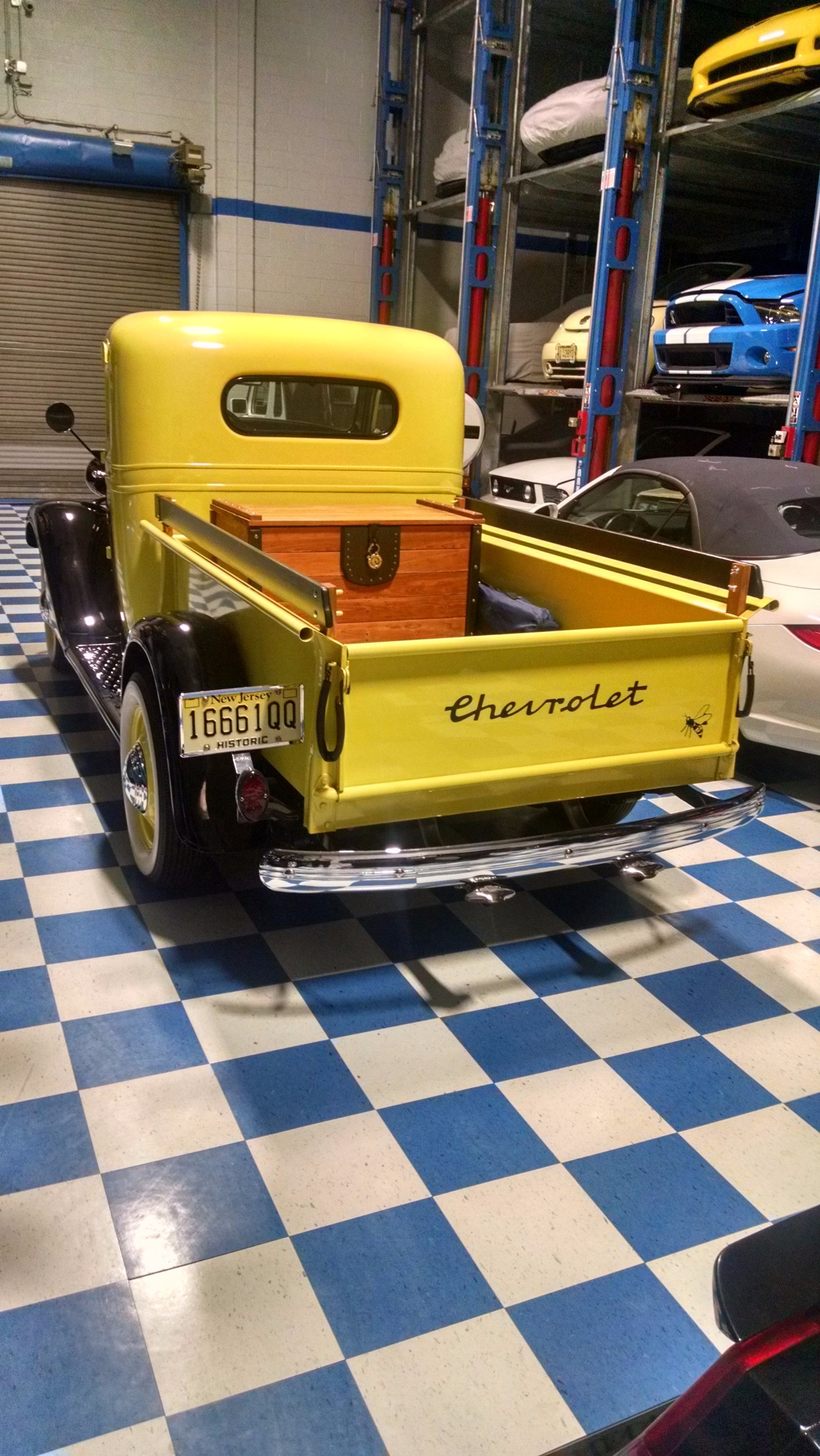1936 Chevrolet Half Ton Pickup Stock 1936chvyhlftn For Sale Near Chevy Pick Up Used