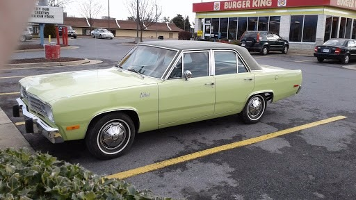 1973 plymouth valiant stock vlnt4dr73 for sale near new. Black Bedroom Furniture Sets. Home Design Ideas