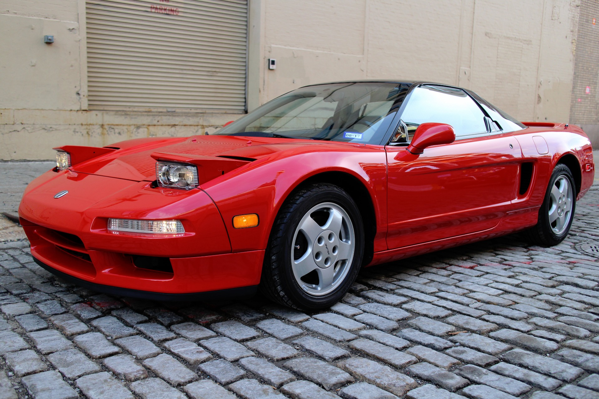 resize nsx bat bring lot april sale sold a mile listing auctions on for acura trailer