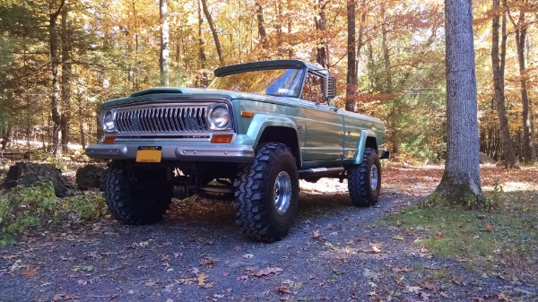 1974 jeep j10 stock 1974jeepj10 for sale near new york ny ny jeep dealer. Black Bedroom Furniture Sets. Home Design Ideas