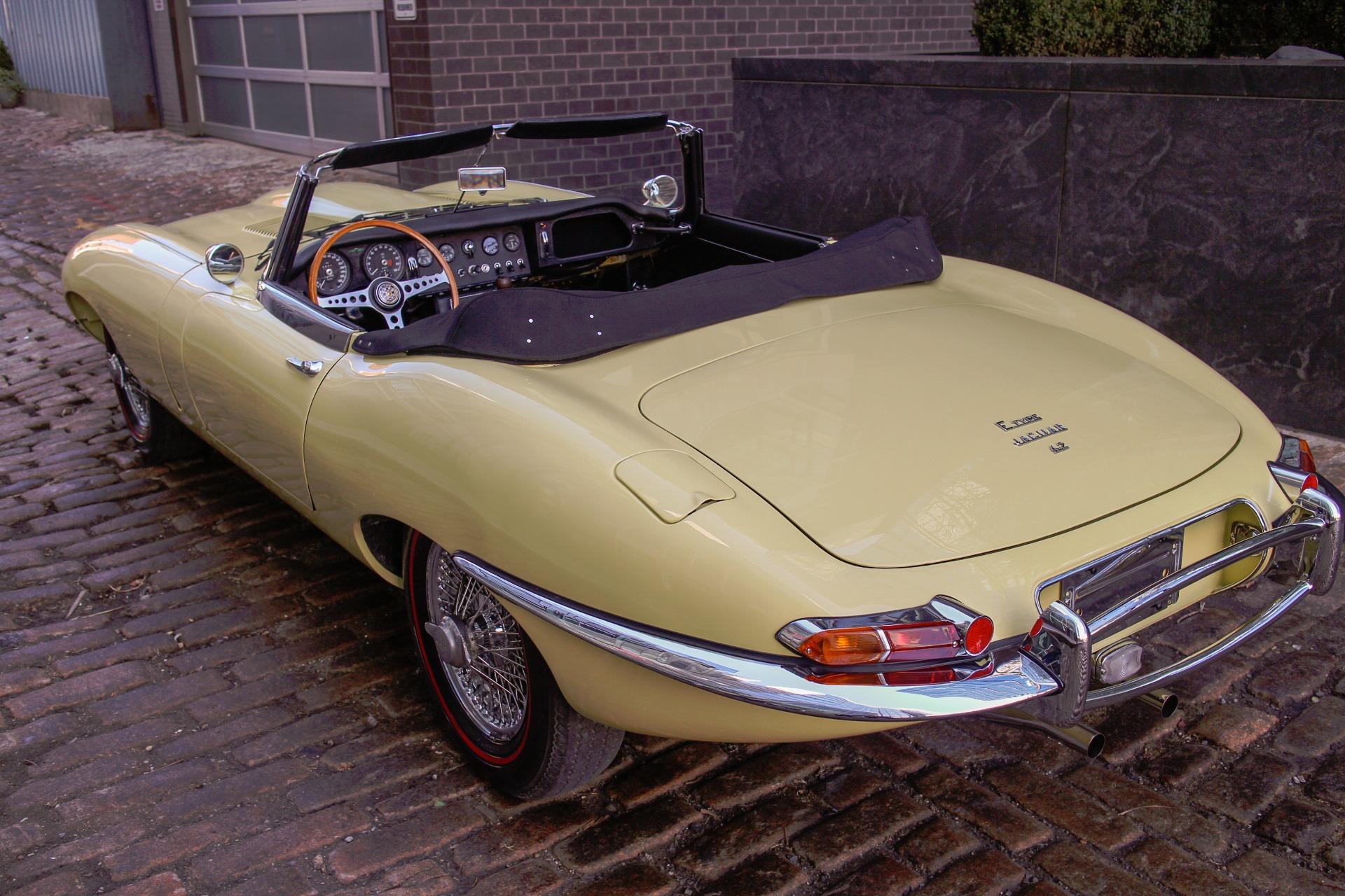 Classic Car Storage Nyc