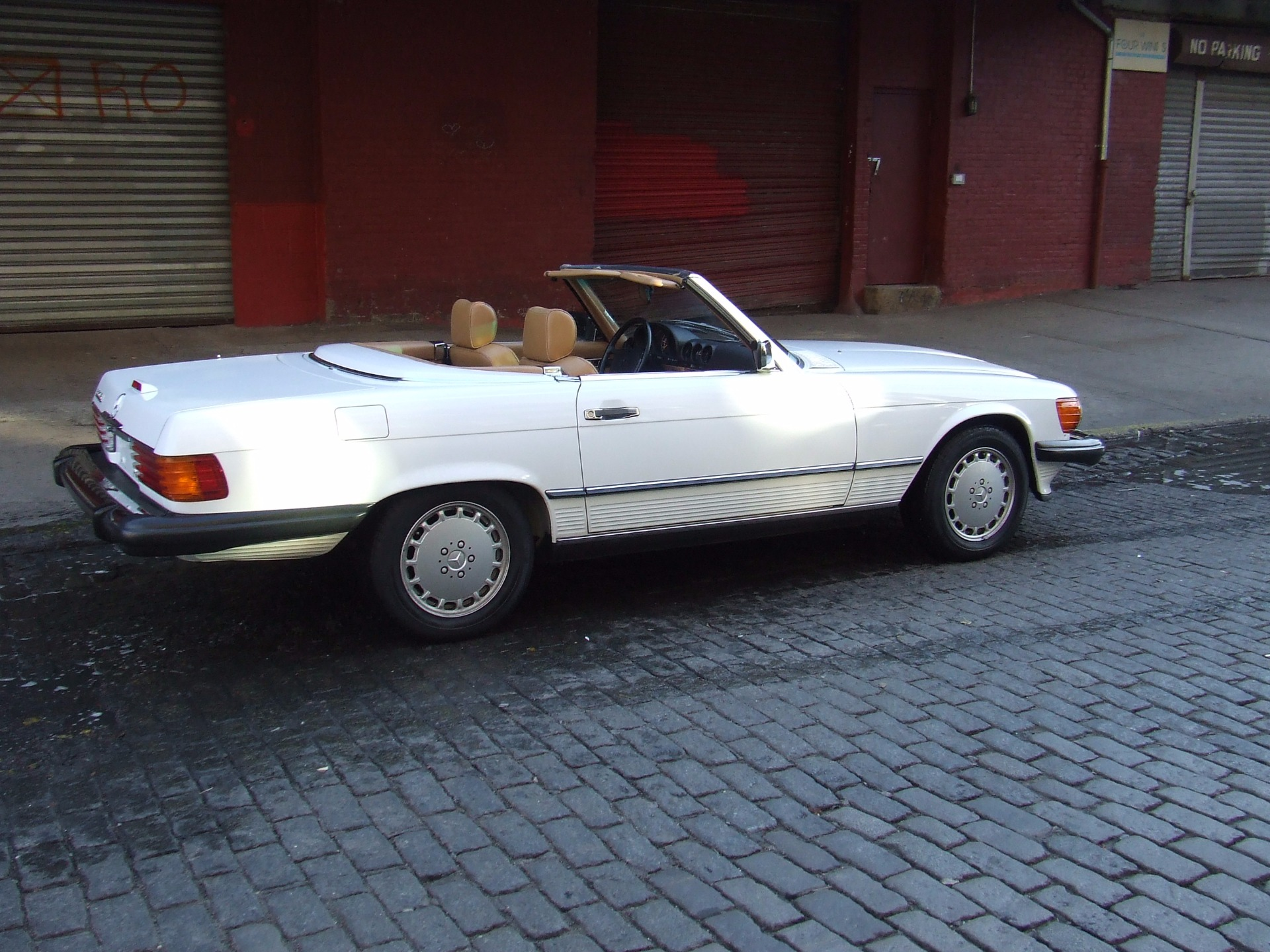 1989 mercedes benz 560sl stock 89560sl for sale near new for Mercedes benz nyc
