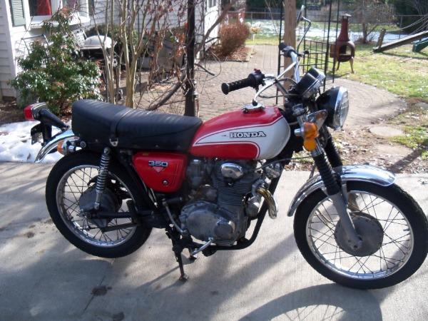 Used-1973-Honda-CL350