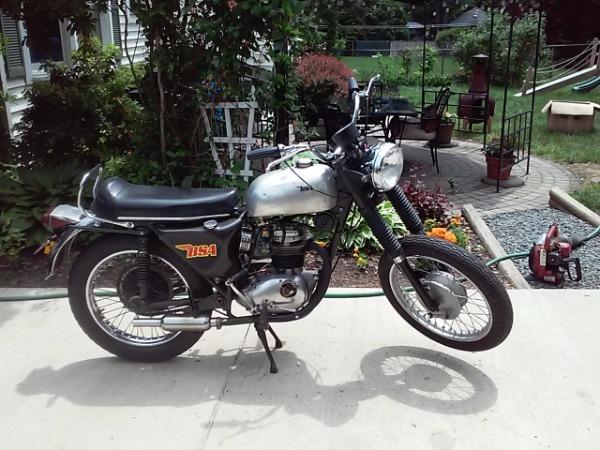 Used-1968-BSA-Starfire