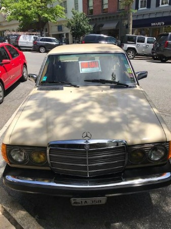 Used-1981-Mercedes-Benz-280E