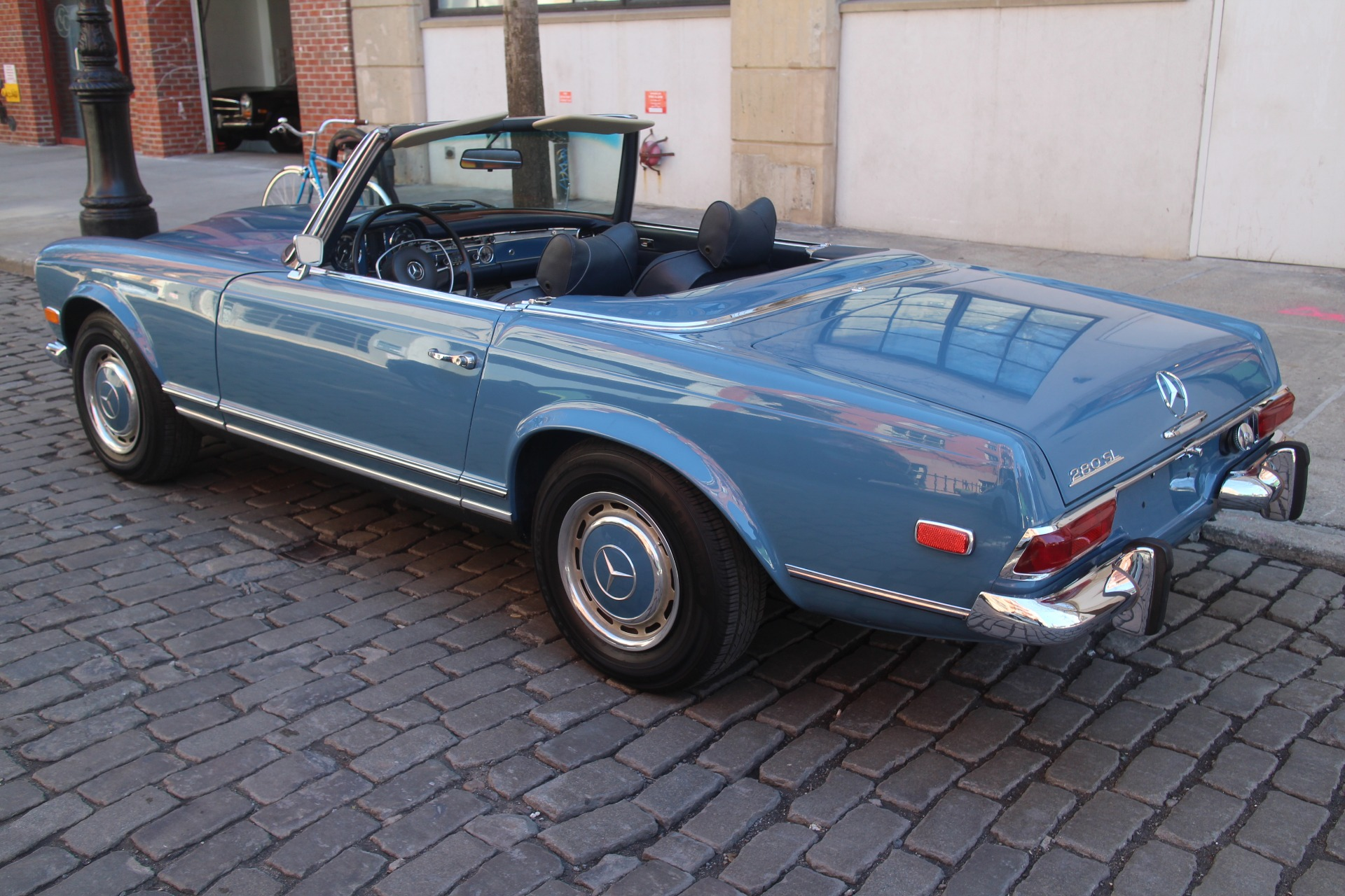 1969 Mercedes-Benz 280SL Stock # 777 for sale near New ...