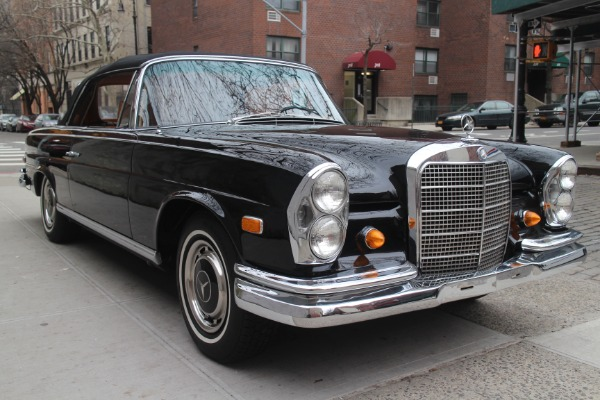 Used-1968-Mercedes-Benz-280-SE