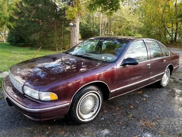 Used-1995-Chevrolet-Caprice