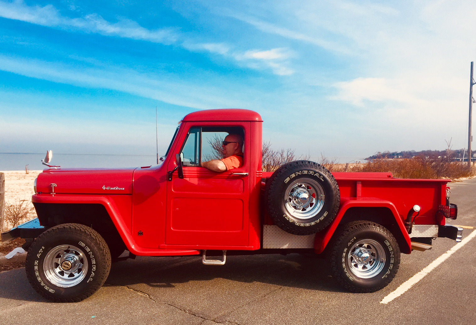 Willys Jeep For Sale >> 1947 Jeep Willys Truck Stock # 1947WILLYSTRUCK for sale ...