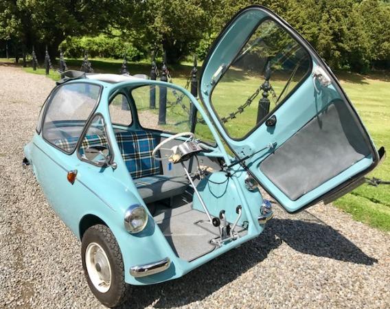 Used-1960-Heinkel-Kabine