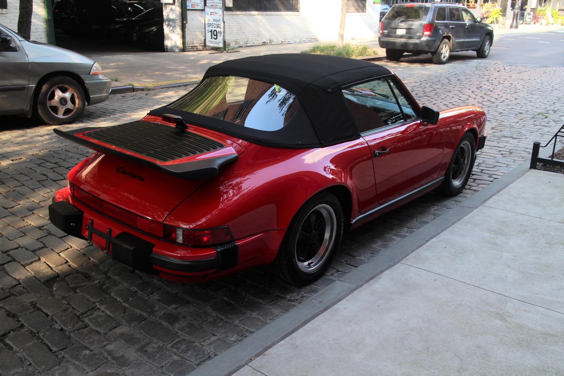 1987 Porsche 911 Carrera Stock   788 For Sale Near New