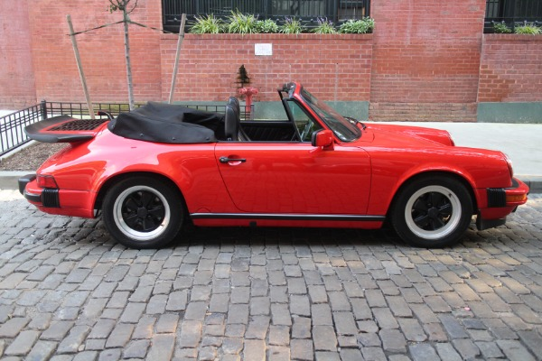 Used-1987-Porsche-911-Carrera