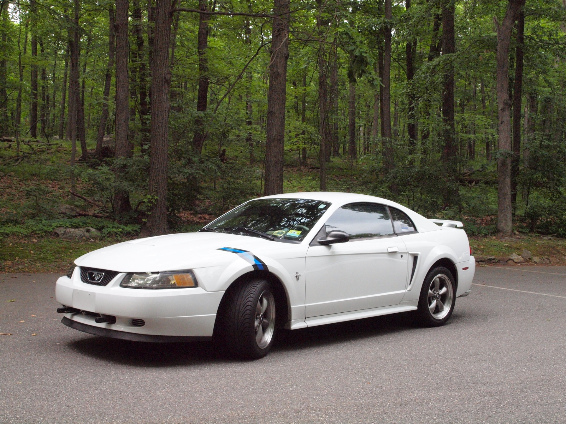 12 Ford Mustang Stock # 12WHITEMUSTANG12 for sale near ... | 2003 ford mustang