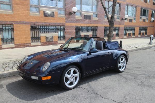 Used-1998-Porsche-993-911-Carrera