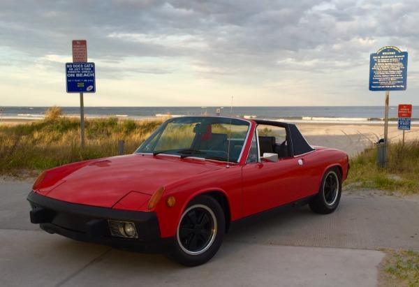 Used-1973-Porsche-914