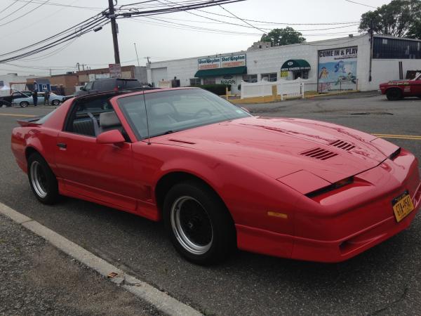 1987-Pontiac--Trans-am