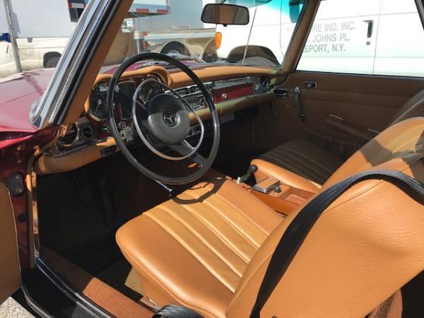 1971-Mercedes-280sl