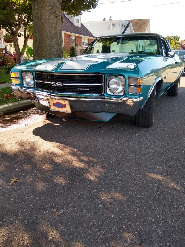 1971-Chevrolet-El-camino