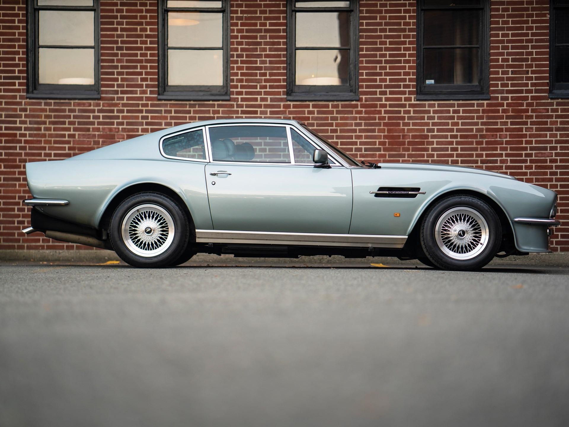 1989 Aston Martin V8 Vantage Stock 1989astonvantagexpack For Sale Near New York Ny Ny Aston Martin Dealer