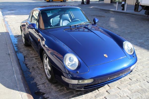 Used-1995-Porsche-993-911-X51-Pack