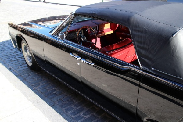 Used-1961-Lincoln-Continental-Convertible