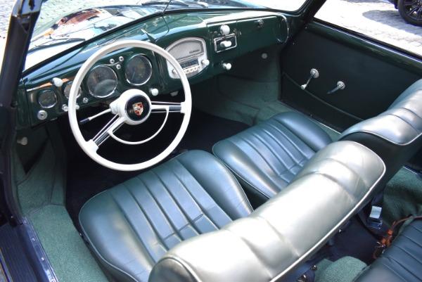 Used-1955-Porsche-356-Continental-Cabrio